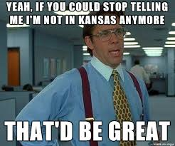 Hilarious Memes About Kansas via Relatably.com