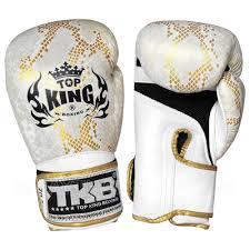 Top King Gloves Velcro <b>Fancy Super</b> Snake White With Gold ...