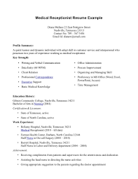 sample of medical assistant resume resumes tips sample of medical assistant resume