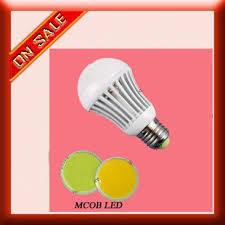 E27 <b>9W</b> led <b>warm</b> White MCOB 900LM LED Light Bulb Lamp Energy ...