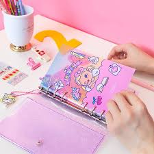 2019 <b>Kawaii Notebook For Girls</b> Diary Planner Organizer Diy ...