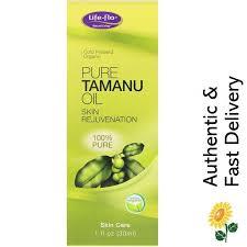 [In-Stock] Life Flo Health 100% Pure <b>Organic Tamanu</b> Oil, Cold ...