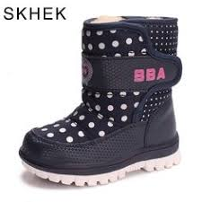 <b>SKHEK</b> Winter <b>Boots</b> For Girls Brand Fashion <b>Kids</b> Rain <b>Boots</b> ...