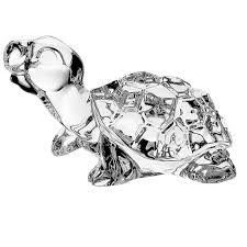 <b>Фигурка декоративная CRYSTAL BOHEMIA</b> Черепаха, 9х6см ...