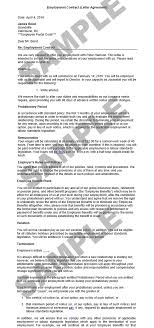 employment agreement letter info letter format employment agreement attached confidentiality