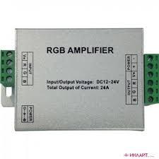 <b>Контроллер</b> для RGB светодиодной ленты <b>Horoz Amplifier</b> 101 ...