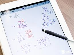 how i use my iphone and ipad as a college math teacher imore notability