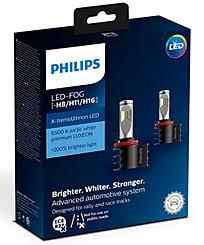 Автомобильная светодиодная <b>лампа Philips X-treme</b> Ultinon LED ...
