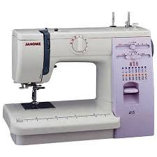 <b>Швейная машинка Janome 415 / 5515</b> (Жаном 415 / 5515) купить ...