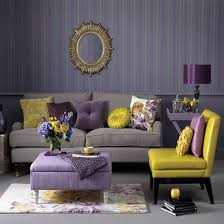 velvet and copper living room chic yellow living room