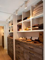 lighting for closets. track lighting as an easy alternative for closets s