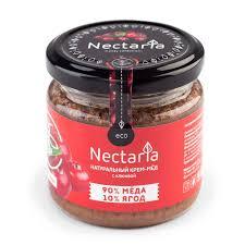 <b>Крем</b>-<b>мед Nectaria</b> с клюквой   <b>Крем</b>-<b>мед Nectaria</b> с ягодами и ...