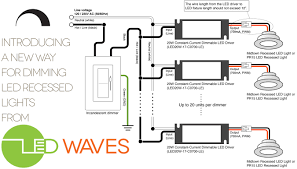 led driver wiring diagram and diagram for dimmable led recessed Wire Diagram For Can Lighting led driver wiring diagram and diagram for dimmable led recessed lights jpg wire diagram for lighting