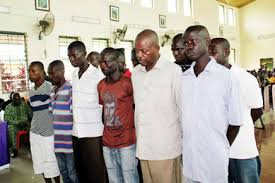 Image result for images of inmates in lagos prison