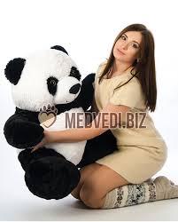 """Мягая <b>игрушка</b> """"Панда"""" (135 см)"""