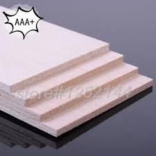 AAA + Balsa деревянный лист ply200mmX100mmX2mm 10 шт ...