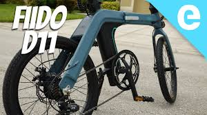 <b>Fiido D11 electric</b> bike review: A $799 Indiegogo <b>e</b>-bike?!?! - YouTube