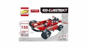 "3D-<b>конструктор SDL Kid-Construct</b> ""Race Car"" - 2018A-3"