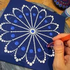 105 Best <b>Diamond dots</b> images in 2019 | <b>Cross</b> stitch embroidery, 5d ...