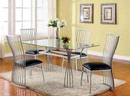 dining table design glass