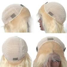 <b>613 Honey Blonde Lace</b> Front Human Hair Wigs Pre Plucked 150 ...