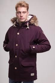<b>Куртка ЗАПОРОЖЕЦ Ditch</b> Parka FW16 - бордовая – купить по ...