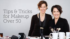 Tips & Tricks for <b>Makeup</b> Over 50 - YouTube