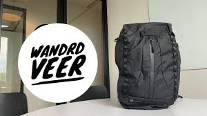<b>Wandrd Veer 18L</b> Packable Backpack Review - YouTube