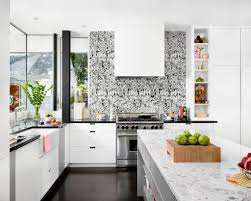 Kitchen Wall Covering Washable Wallpaper For Kitchen Backsplash Nail Some Pine Wood For