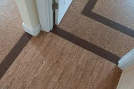 cork bathroom flooring