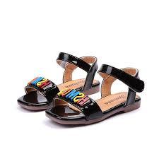 2019 <b>Kids Sandals</b> Girls Shoes <b>New</b> Summer Letters Fashion ...