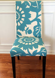 Fabric Dining Room Chair Covers Loveyourroom My Morning Slip Cover Chair Project Using Remnant