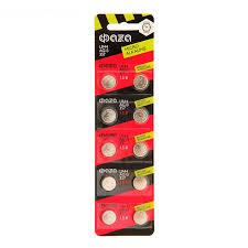 Купить <b>Батарейка</b> часовая <b>ФАZA</b> LR44 AG13 1,5В BL-10 в ...
