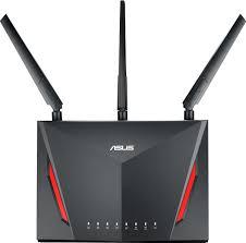 <b>Wi</b>-<b>Fi роутер ASUS RT-AC86U</b> — купить в интернет-магазине ...