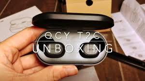 <b>QCY T2C</b>/<b>T1S</b> Unboxing - YouTube