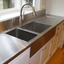 Your <b>DIY Stainless Steel</b> Countertop Fabrication Guide in 2019 ...