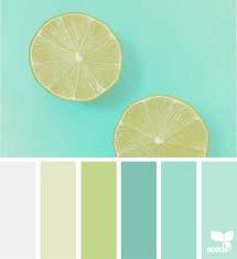 kitchen colors images: citrus hues via designseeds  citrus hues via designseeds