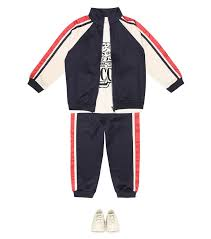 Technical-jersey track jacket in 2020 | Track jackets, Luxury <b>baby</b> ...