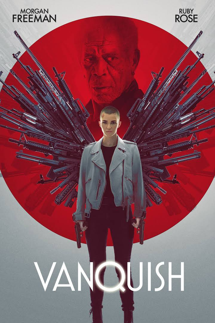 Download Vanquish (2021) English WEB-DL 480p | 720p