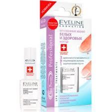<b>Лак для ногтей</b> Eveline Мгновенный эффект белых и здоровых ...