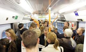 Image result for train horrible passengers