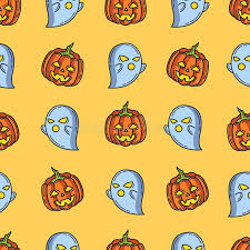 <b>Halloween Pattern Vintage</b> Stock Illustrations – 13,028 <b>Halloween</b> ...