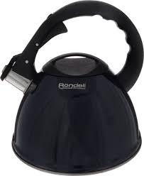"""<b>Чайник Rondell</b> """"<b>Royal</b> Blue"""", со свистком, 3,2 л — купить в ..."""