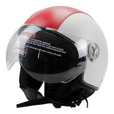 <b>Brand Black Adult Leather</b> Helmets For Motorcycle Retro Half Cruise ...