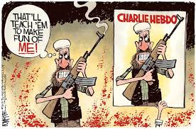 Image result for cartoons in defense of charlie hebdo