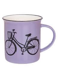 "<b>Кружка</b> ""Велосипед"", 320 мл. Elan Gallery 3648142 в интернет ..."