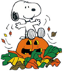 Image result for snoopy pumpkin patch