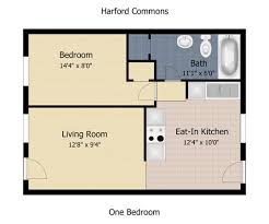 single bedroom house plans square feet » Bedroom