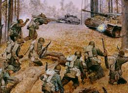 Image result for ww2 us army