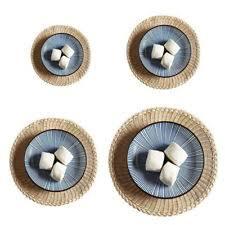 <b>Handmade Straw</b> Placemats for sale | eBay